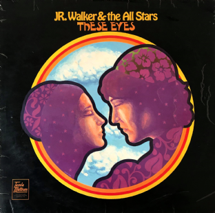Jr. Walker And The All Stars ‎- These Eyes (LP) (G-/G)